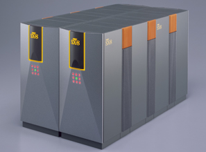 Supercomputer SX-8 Series (Multi-Node System)